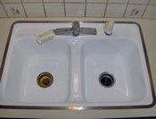 Sink 1 - After