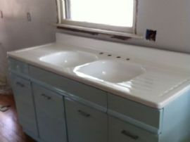 Cabinet and Sink Resurfacing Louisville, KY